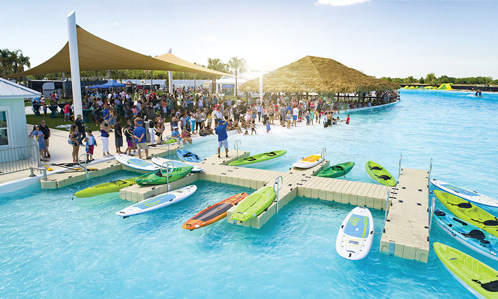 Epperson lagoon event